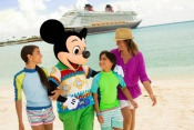 Disney Wonder - Halloween on the High Seas Baja Cruise (5 Nights)