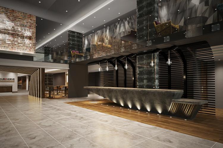 SunSquare City Bowl - Lobby 1