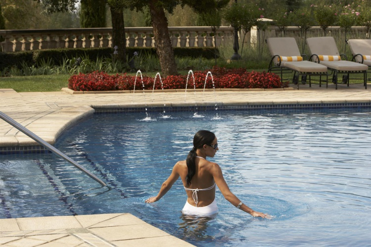 The Palazzo Montecasino Pool