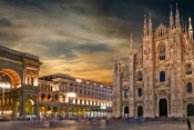 4* Starhotels Ritz - Milan (4 Nights)