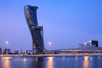 5* Hyatt Capital Gate Abu Dhabi (3 Nights)