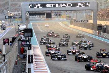 ABU DHABI GRAND PRIX 2017