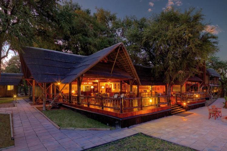 Belmond Khwai River Lodge - Exterior