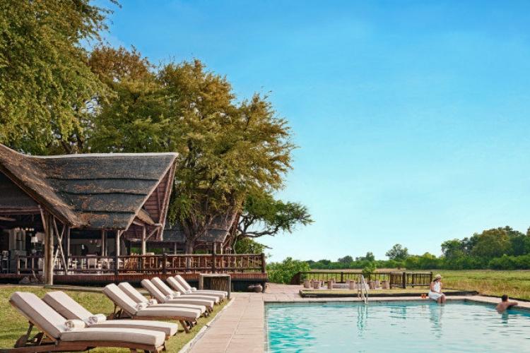 Belmond Savute Elephant Lodge - Pool