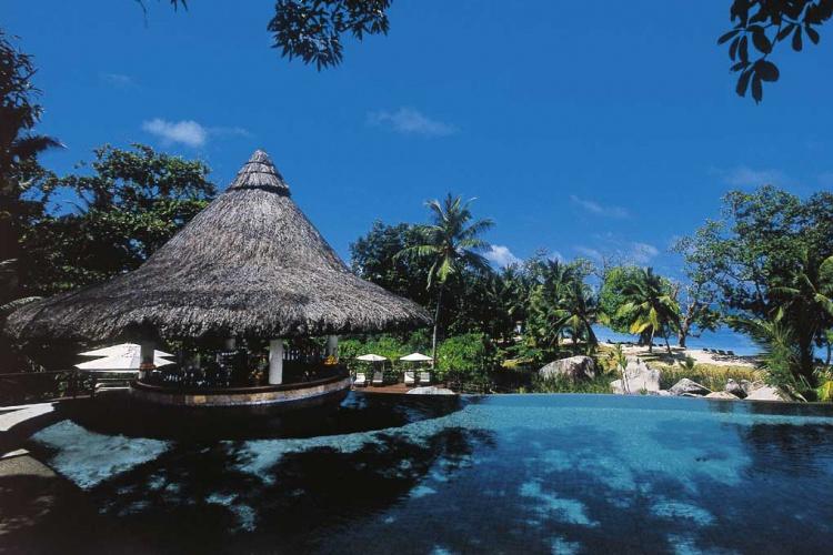 Lemuria Pool Seychelles