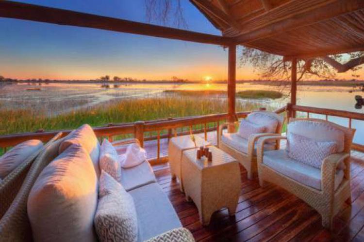 Belmond Eagle Island Lodge - Lounge