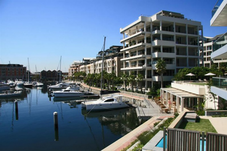 Waterfront Village - Exterior