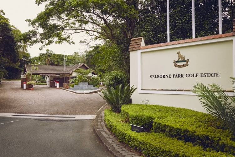 Selborne Golf Estate Hotel and Spa - Entrance