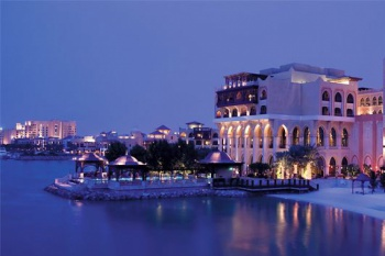 Shangri La Qaryat Al Beri holiday package