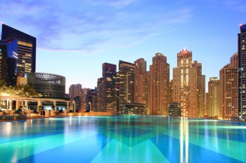The Address Dubai Marina holiday package
