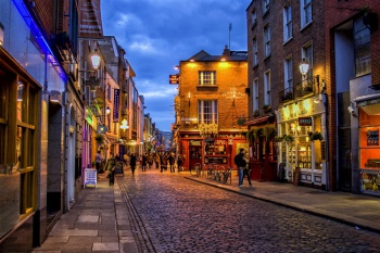 Holiday Inn Express Dublin City Centre holiday package