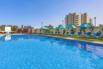 Arabian Park Hotel holiday package