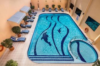 4* Marco Polo Hotel - Dubai (4 Nights)