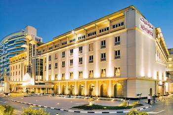 Movenpick Hotel & Apartments Bur Dubai holiday package
