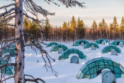 Kakslauttanen Arctic Resort - Finland (4 Nights)