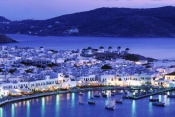 3* Greek Island Hopping - Athens - Mykonos - Santorini - Athens (8 Days / 7 Nights)