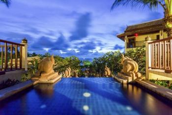 4* Centara Blue Marine Resort And Spa - Phuket (7 Nights)