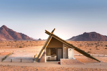 Desert Quiver Camp holiday package