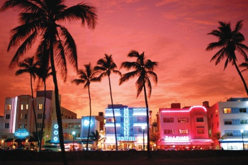 3* Holiday Inn Miami Beach - Oceanfront - USA Package (3 Nights)