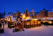 Xmas Gateways - Frankfurt, Nuremberg & Rothenburg  (3 Nights / 4 Days)