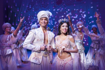 Aladdin-Disney's New Musical