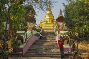 The Golden Land - Mandalay to Rangoon (10 Nights - 11 days)