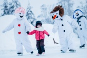 4* Santa Claus Holiday Village - Rovaniemi - Finland Package (5 nights)