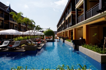 3* Diamond Cottage Resort and Spa - Thailand Package (7 nights)