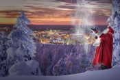 4* Arctic City Hotel - Rovaniemi - Finland Package (4 Nights)