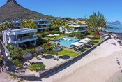Leora Beachfront Apartments (6 Sleeper Apartment) - Mauritius Package (7 nights)