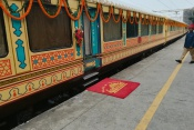 Palace on Wheels Tour - India Package (7 nights)