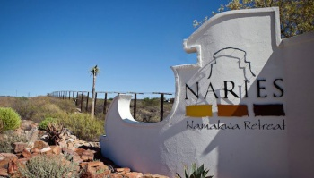 4* Naries Namakwa Retreat - Namaqualand Package (2 nights)