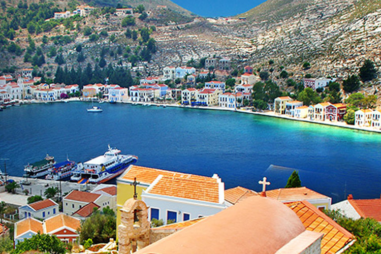 Greek Island Hopping: Athens - Paros - Naxos - Athens  (9 Nights)