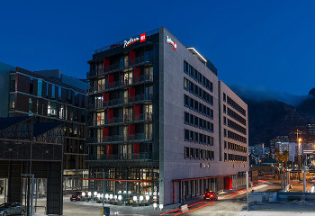 (Winter Offer) 4* Radisson Red Hotel - Cape Town (2 Nights)