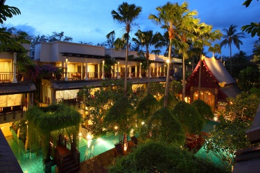 4* Burasari Resort Boutique Hotel - Phuket (7 Nights)