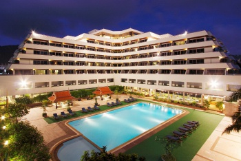 4* Patong Resort Hotel & 4* Holiday Inn Phi Phi Island - Thailand (7 NIghts)