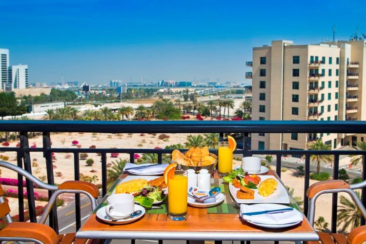 Image result for Arabian Park Hotel in Dubai