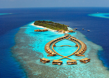Maldives Package - 5* Lily Beach Resort & Spa (7 Nights)