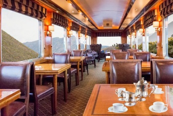 The Blue Train & 5* Lanzerac Hotel & Spa (3 Nights)
