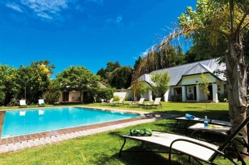 3* Knysna Hollow Country Estate - Knysna Oyster Festival (2 Nights)