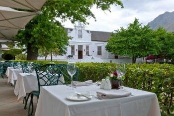 5* Lanzerac Hotel & Spa - Stellenbosch (2 Nights)