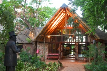 4* Kedar Heritage Lodge - African Escape Spa package- Near Sun City (2 Nights)