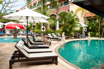 Karon Sea Sands Resort & Spa holiday package