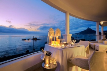 5* The Twelve Apostles Hotel & Spa - Near Camps Bay (3 Nights)