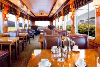 The Blue Train & 5* The Twelve Apostles Hotel & Spa (4 Nights)
