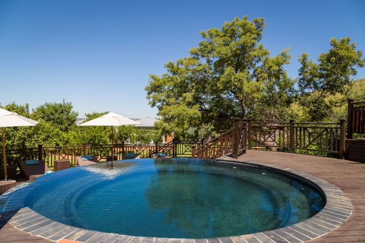 African Pride Mount Grace Country House & Spa - pool