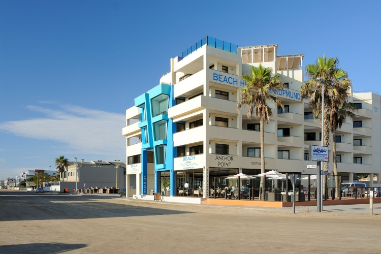 Hotels In Swakopmund On Beach