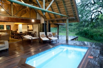 Rhino River Lodge - Zululand Rhino Reserve (2 Nights)