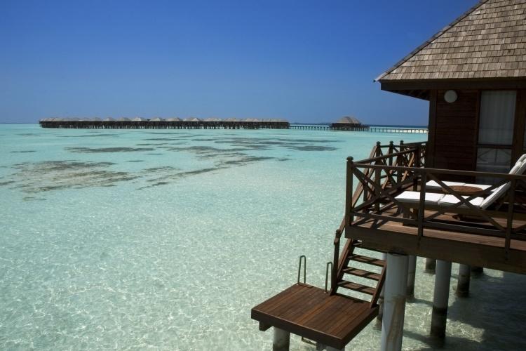 Olhuveli Maldives Beach Spa Resort