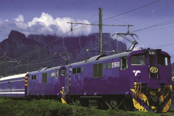 The Blue Train - Pretoria to Cape Town V.V (1 Night)